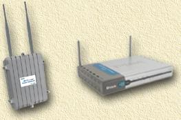 WiFi - Access Points (outdor and indoor)