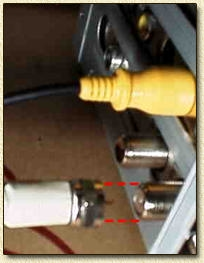 Antenne connector