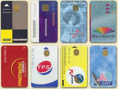Examples of Original SmartCards